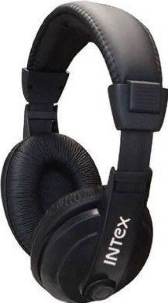 Intex MEGA MULTIMEDIA HEADPHONES Wired Headset