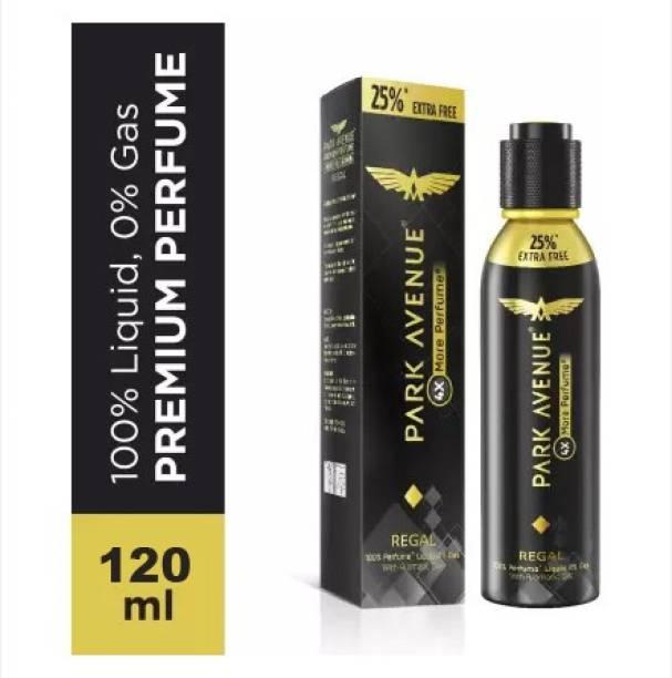 PARK AVENUE 4X Impact Premium Perfume Regal Perfume  -  120 ml