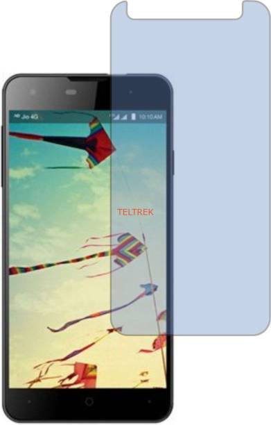 TELTREK Tempered Glass Guard for RELIANCE JIO LYF WIND 1 (Impossible AntiBlue Light)