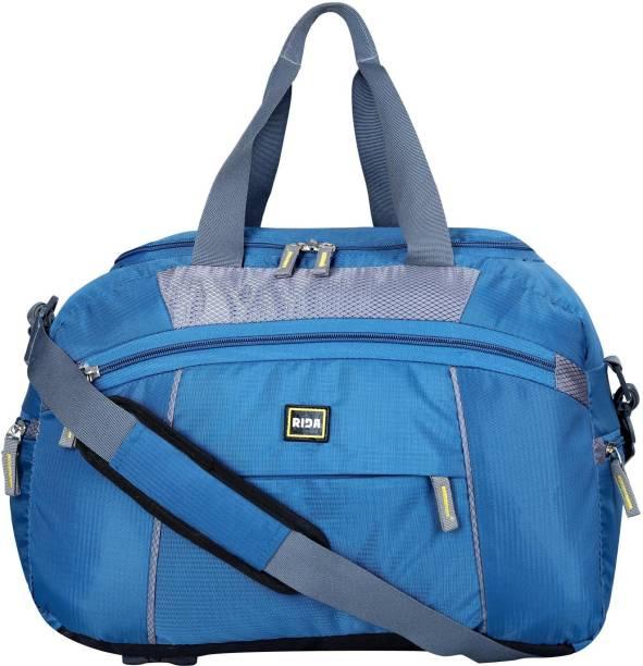 RIDA Light Weight waterproof Sport bag for various Purposes water resistance- Sky Blue