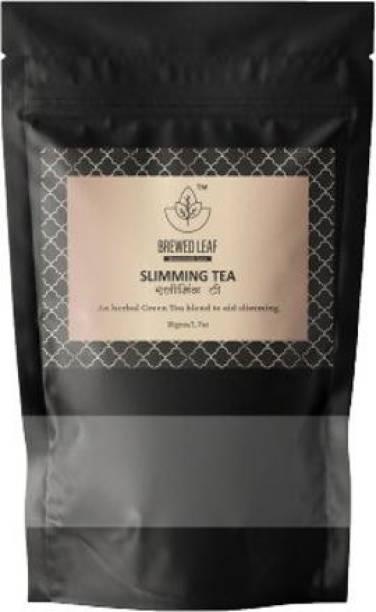 brewed leaf HERBAL SLIMMING TEA,50g Turmeric Herbal Tea Pouch