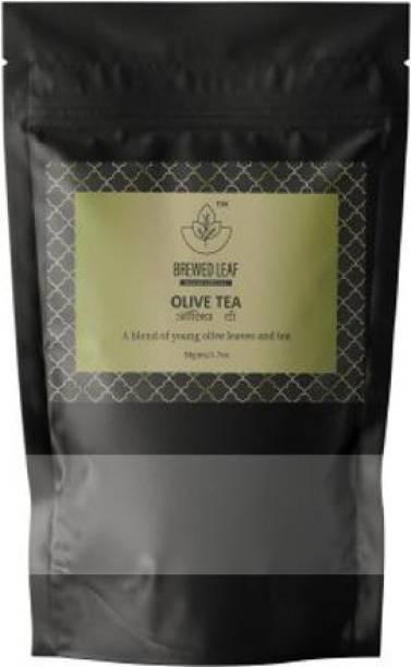 brewed leaf OLIVE TEA,50g Herbs Herbal Tea Pouch