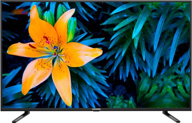 Compaq ER Series 127 cm (50 inch) Ultra HD (4K) LED Smart Android TV