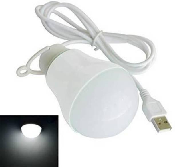 menaso Good Quality Portable Mini USB Wired Bulb for Laptop/Desktop Bulb Light_RR4 Led Light_RR4 Led--11 Led Light