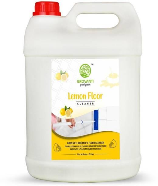 GROVANTI ORGANIC Lemon Floor Cleaner 5Liter Lemon