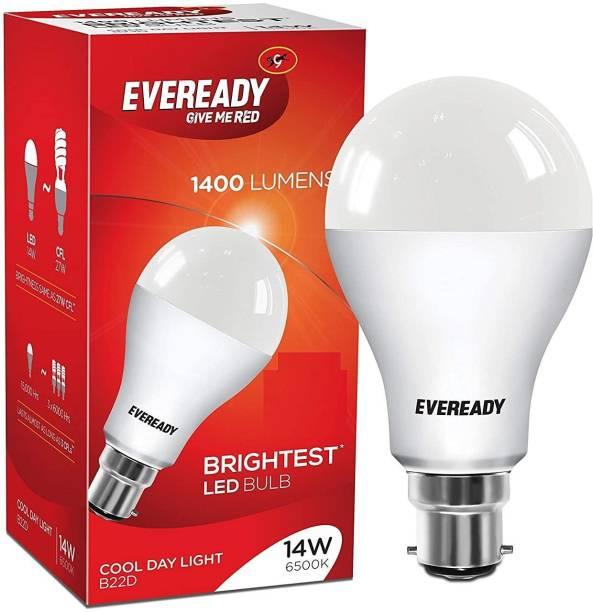 EVEREADY 14 W Standard B22 LED Bulb