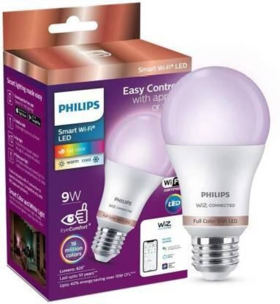 PHILIPS 9 W Round E27 LED Bulb