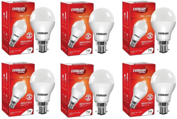 EVEREADY 10 W Standard B22 LED Bulb