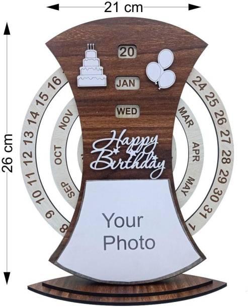 patidar acrylic Calendar A-05- Happy Brthday life Time Table Calendar