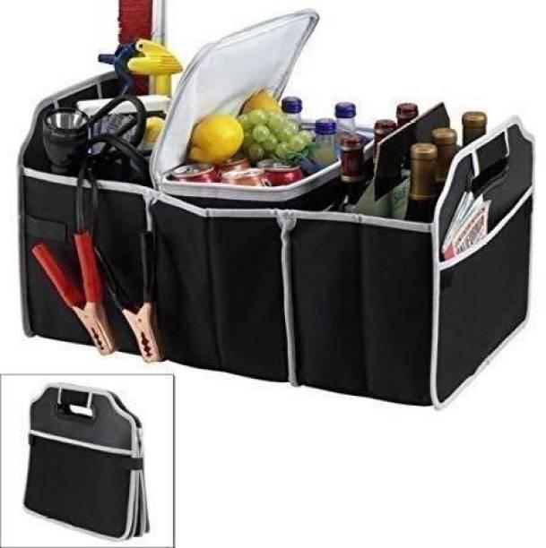 LAVNIK car boot organiser Car Storage Bag