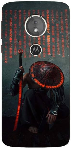 wellmore Back Cover for Motorola Moto E5
