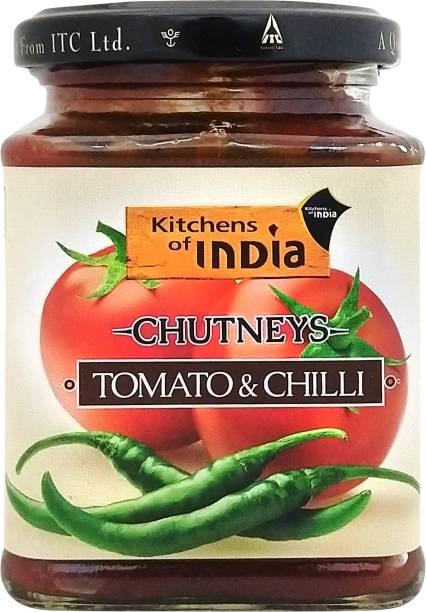 Kitchens of India Tomato and Chilli Chutney Paste