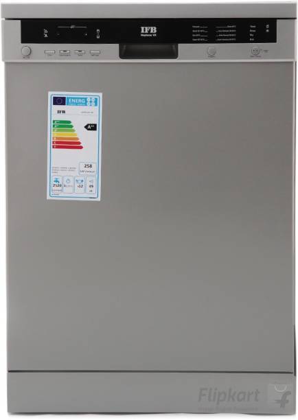 IFB Neptune VX Free Standing 12 Place Settings Dishwasher