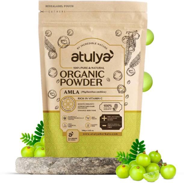 Atulya Amla 100% Pure & Natural Organic Powder