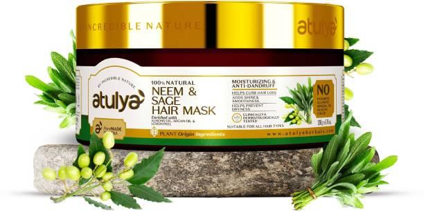 Atulya Neem & Sage Hair Mask