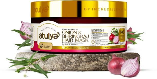Atulya Onion Bhringraj Hair Mask