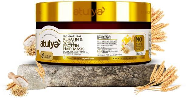 Atulya Keratin & Wheat Protein Hair Mask