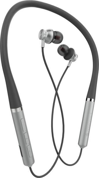 ZEBRONICS Zeb- Yoga 90 Pro (Gray) Bluetooth Headset