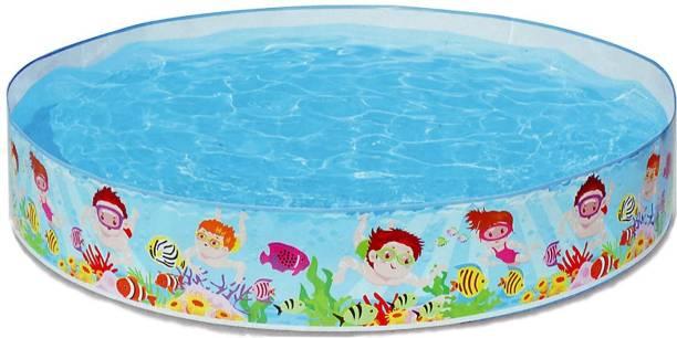 Rubela Snap Set Paddling Water Pool For Kids (5ft) Inflatable Swimming Pool