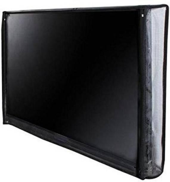 KANUSHI Transparent LED/LCD Cover for 32 inch LCD/LED TV  - TRANSPARENT-PVC-32