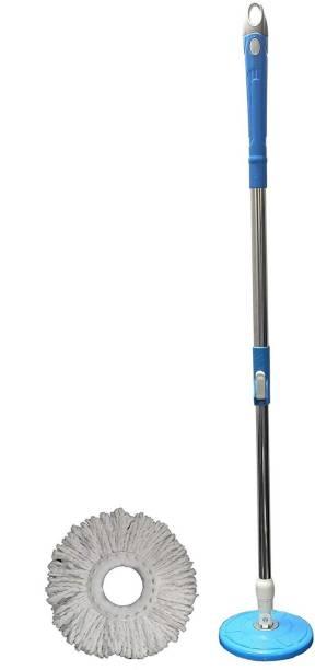 GTC Mop Stick with 1 Micro Fiber Mop Set