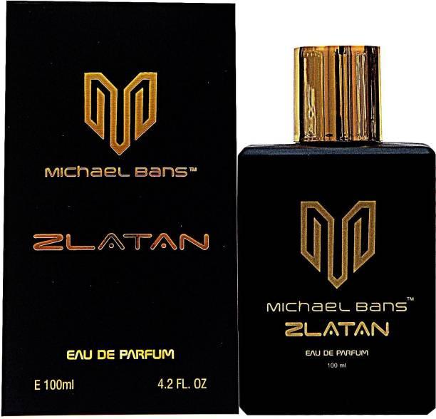 Michael Bans ZLATAN Eau de Parfum  -  100 ml