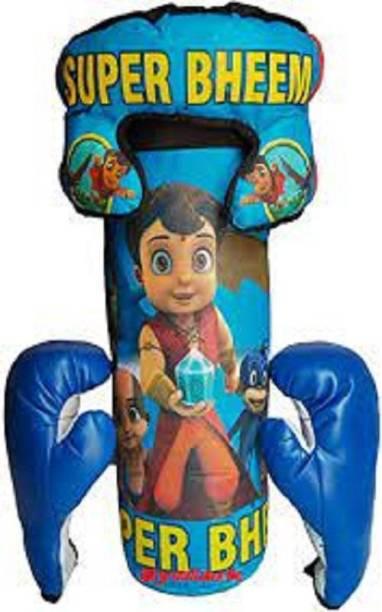 Riddhi Siddhi CHHOTA BHEEM KID BOXING KIT (BLUE) Boxing Kit