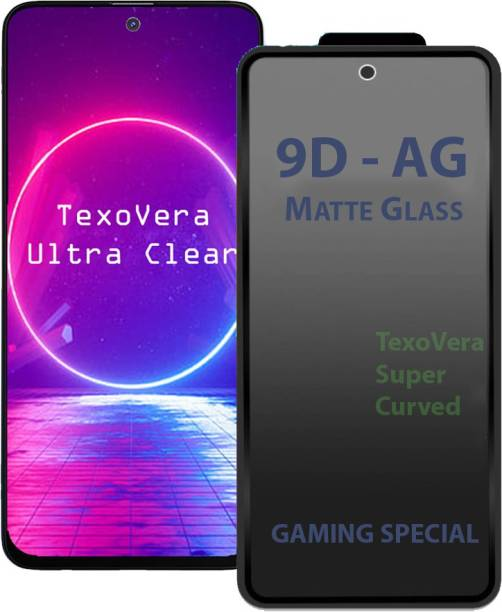 TexoVera Edge To Edge Tempered Glass for Samsung Galaxy A52 Matte Glass