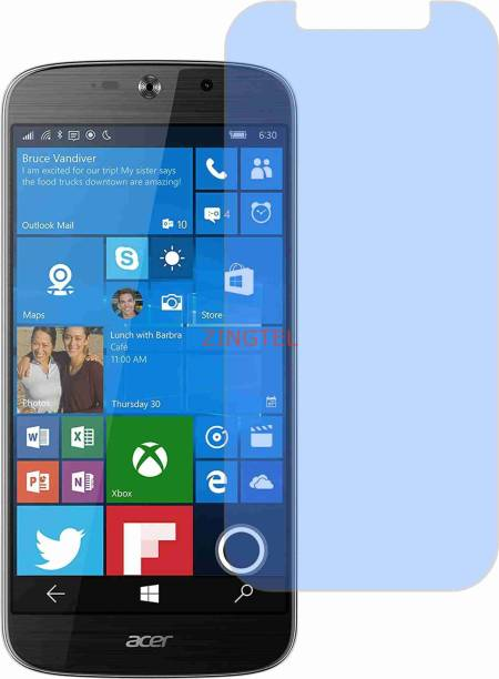 ZINGTEL Tempered Glass Guard for ACER LIQUID JADE PRIMO (Impossible AntiBlue Light)