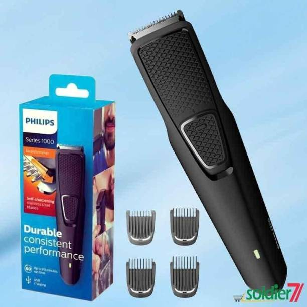 PHILIPS 1215  Runtime: 60 min Trimmer for Men & Women