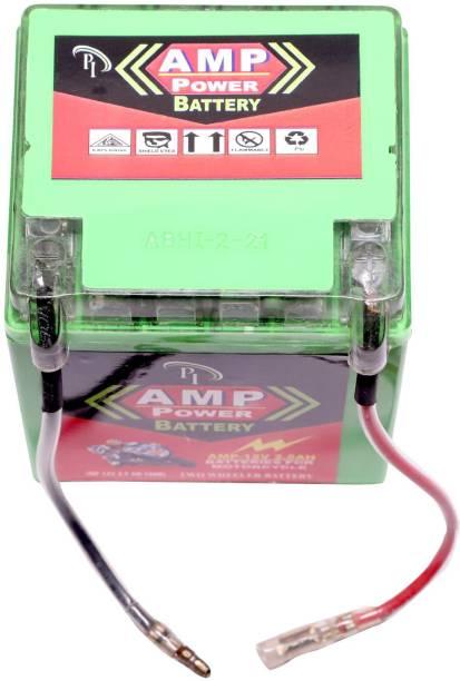 PI BIKE BATTERY 2.5 AH 2.5 Ah Battery for Bike