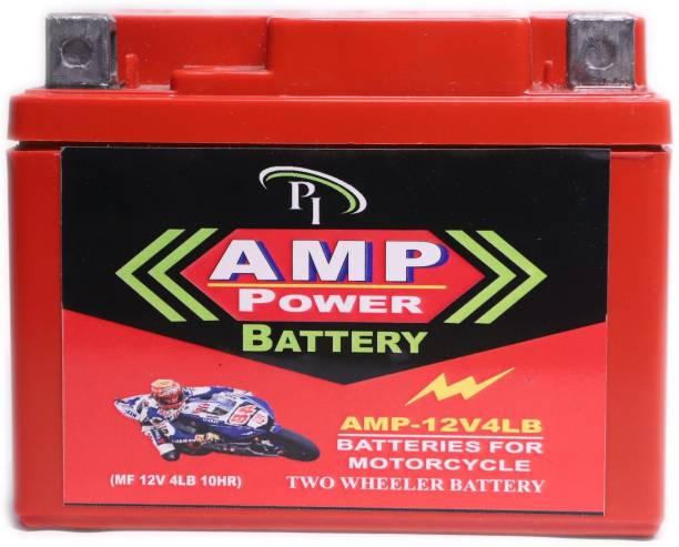 PI BIKE BATTERY 4LB 12 Ah Battery for Bike