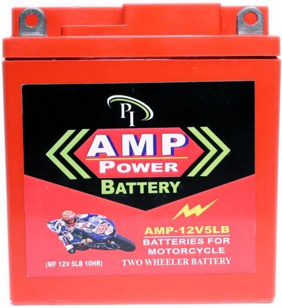 PI BIKE BATTERY 5LB 12 Ah Battery for Bike