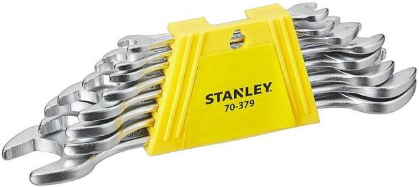 STANLEY 70-379 Double Sided Open End Wrench