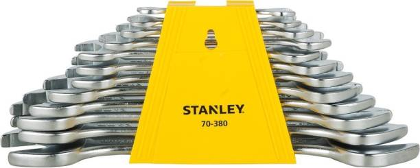 STANLEY 70-380 Double Sided Open End Wrench