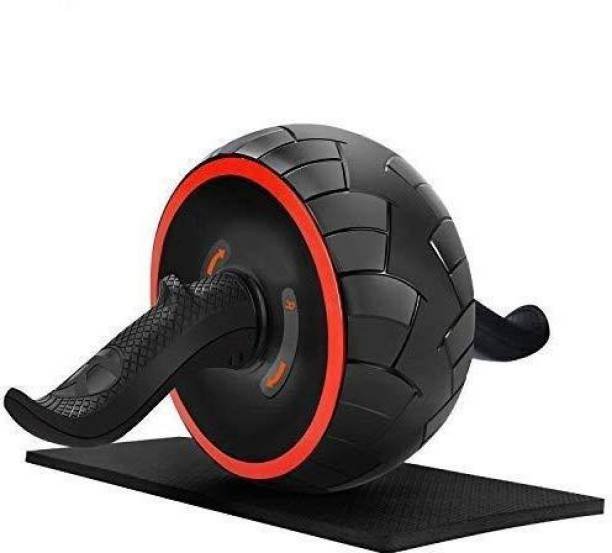 MagPie Abs Roller Wheel,Carver Muscle Workout/Exercise Rolling Equipment with Knee Pad Ab Exerciser