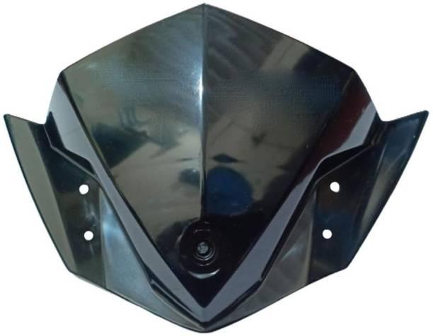 Sms traders NS Small Visor Bike Headlight Visor