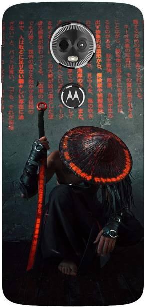 wellmore Back Cover for Moto E5 Plus / Motorola E5 Plus