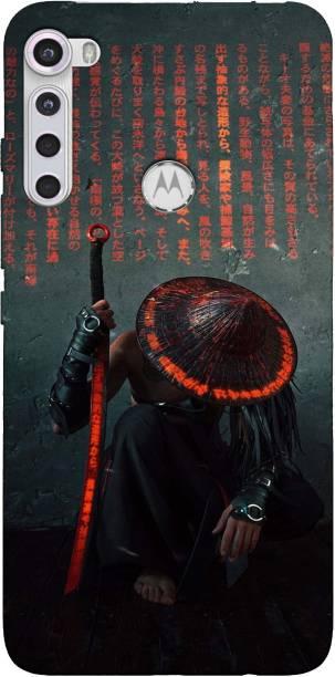 wellmore Back Cover for Moto One Fusion Plus / Motorola One Fusion Plus