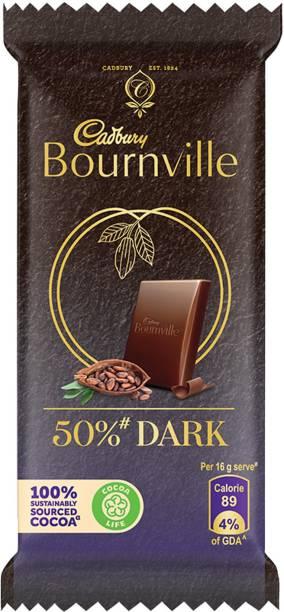 Cadbury Bournville Rich Cocoa Dark Chocolate Bars