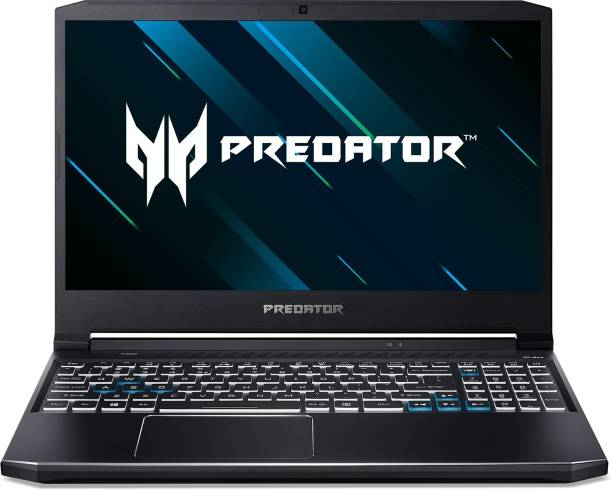 acer Predator Helios 300 Core i7 10th Gen - (16 GB/1 TB HDD/256 GB SSD/Windows 10 Home/6 GB Graphics/NVIDIA GeForce RTX 3060/144 Hz) PH315-53 Gaming Laptop