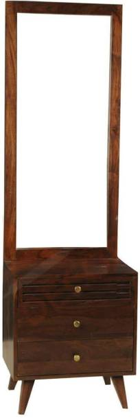 Suncrown Furniture Solid Wood Dressing Table