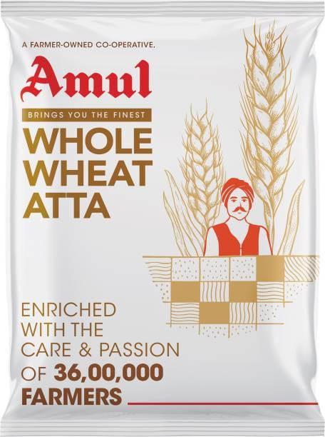 Amul Whole Wheat Atta