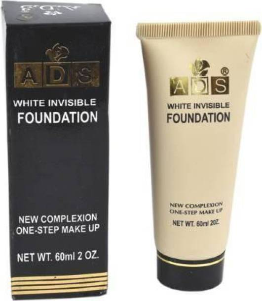 ads White foundation & concealer with SPF 15 Foundation