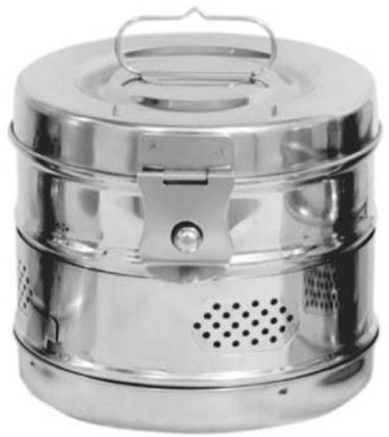 REVITI Instrument drum Medium Reusable Medical Tray
