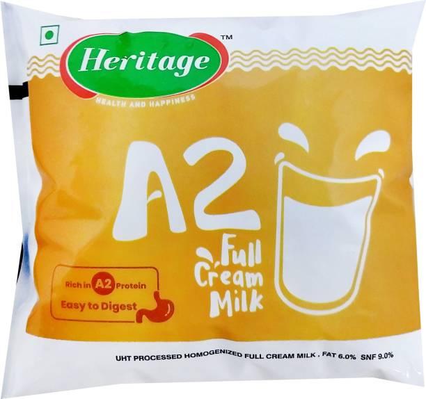 Heritage A2 Full Cream Milk