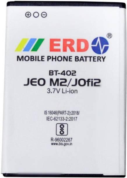 ERD Mobile Battery For  Jio Jeo M2/Jofi2
