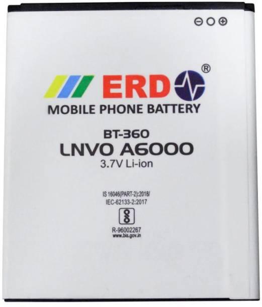 ERD Mobile Battery For  Lenovo Lnvo A6000