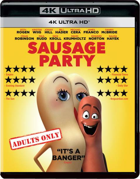 Sausage Party (4K UHD) (1-Disc)