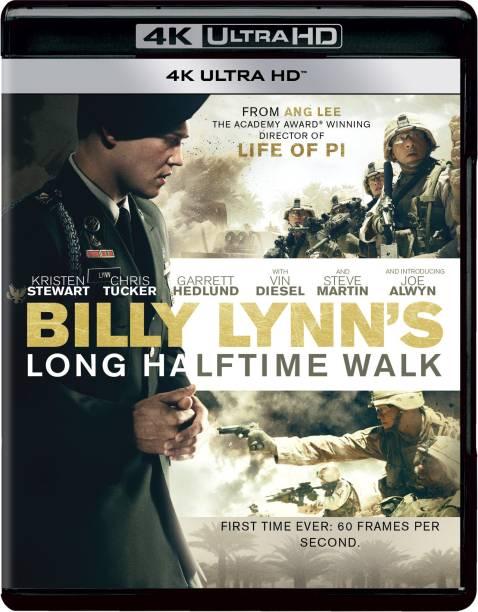 Billy Lynn's Long Halftime Walk (4K UHD) (1-Disc)